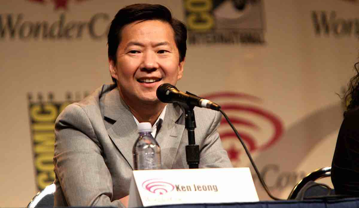 Ken Jeong jumps off stage mid-performance to help woman having seizure
