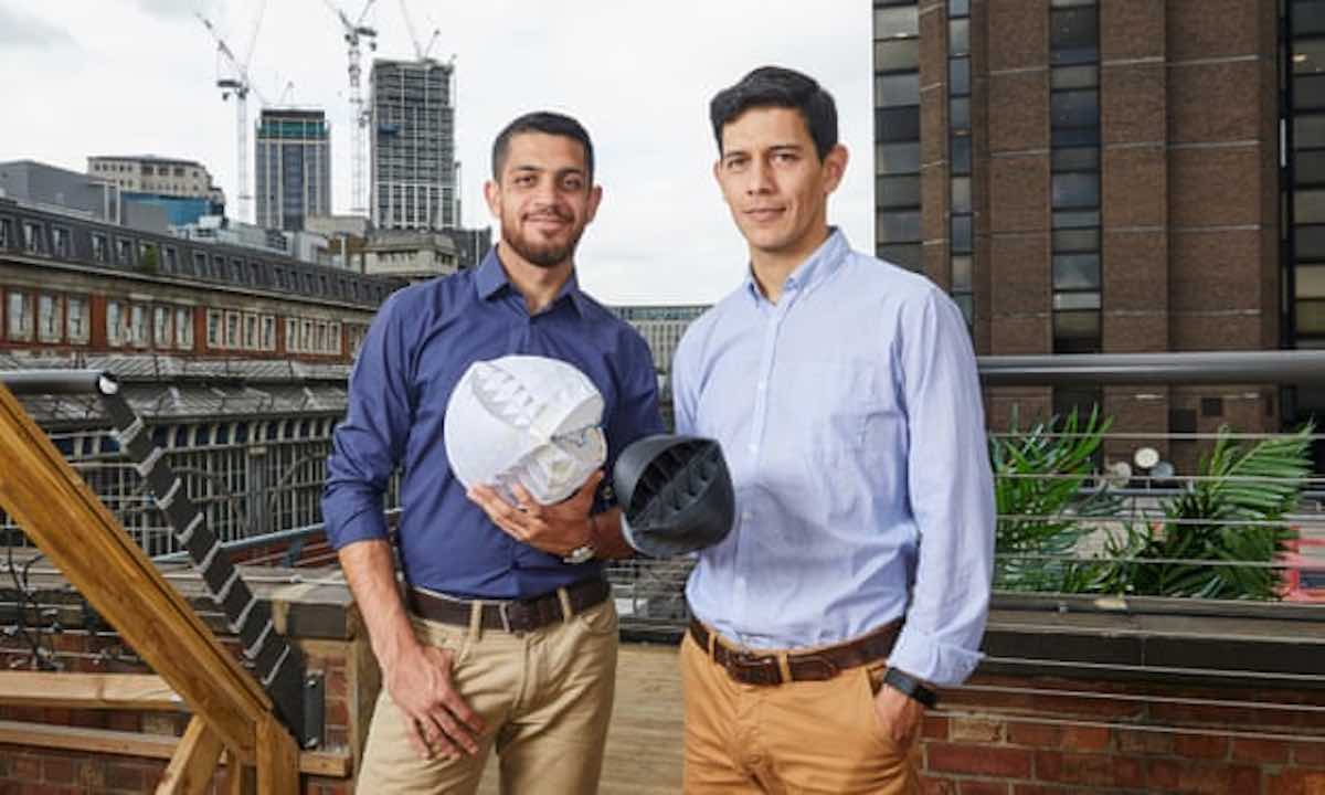 Tiny Wind Turbine That Generates Power From Your Apartment Balcony Wins Dyson Award