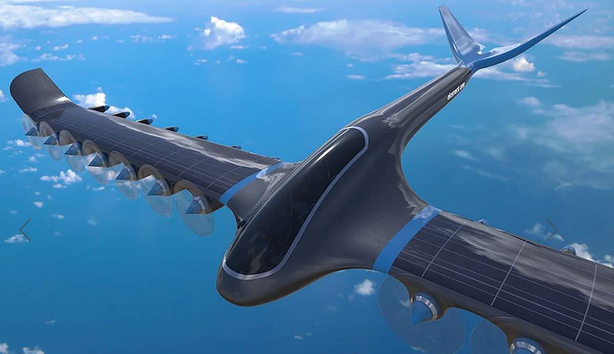 World's First Hydrogen-Electric Passenger Plane Will Soon Take to the Skies With Zero Pollution