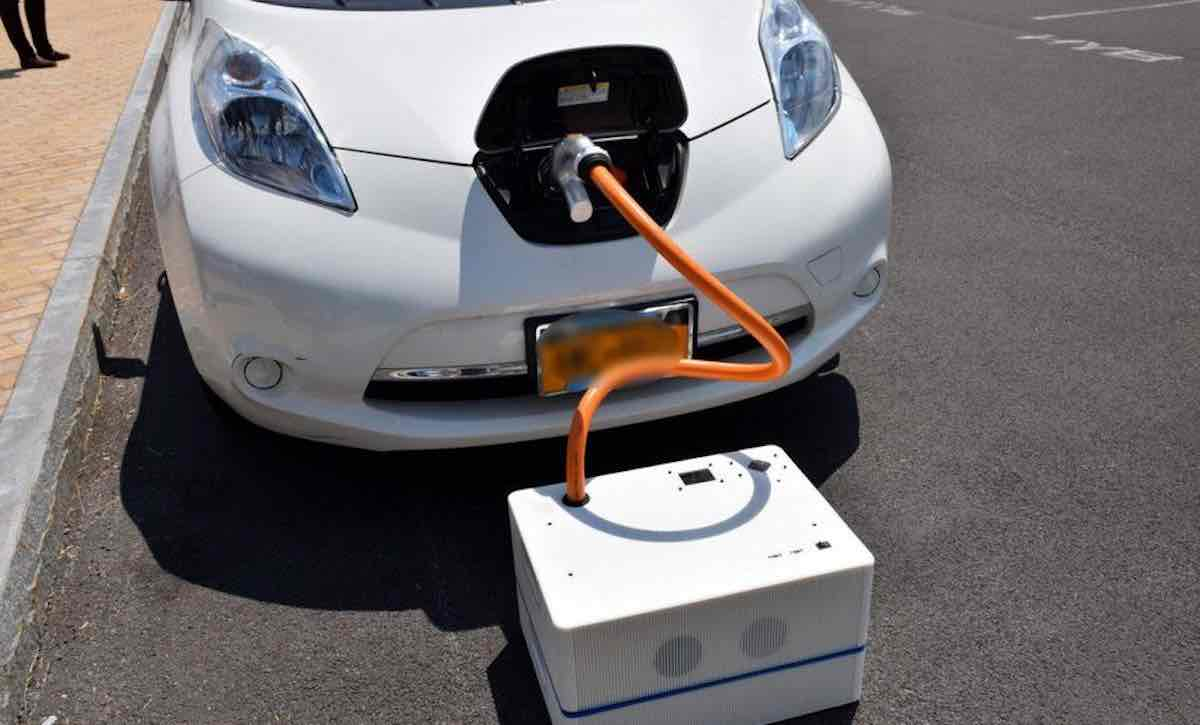 Charging Your Electric Vehicle Will Soon Be As Easy Ordering A Pizza Delivery