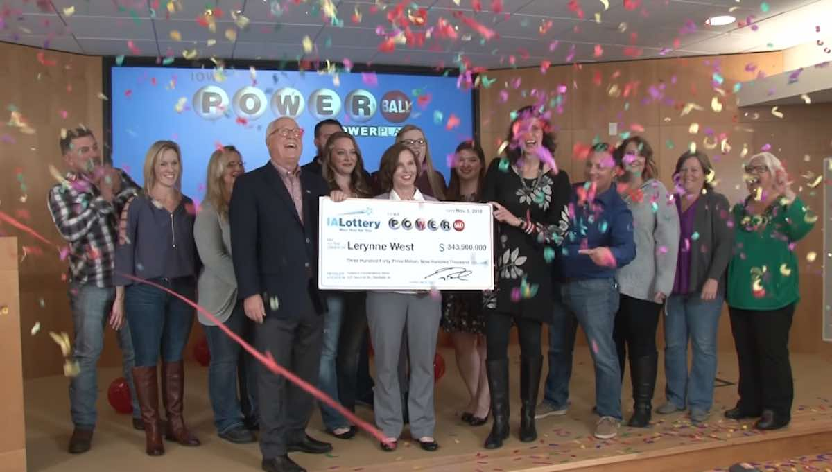 Image result for When Single Mom Wins State's Largest Ever Lotto Prize, She Shares the Fortune With Those Who Need It Most
