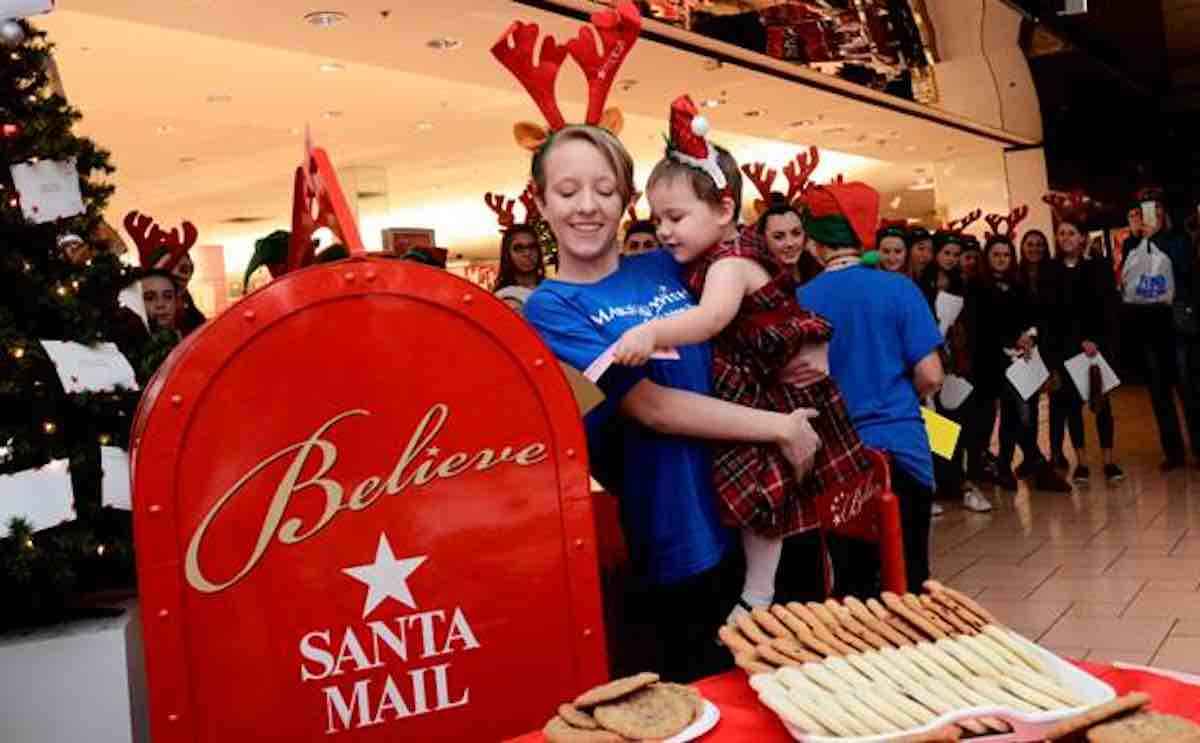 Dan & Shelby - Send A Letter To Santa Online And Macy's Will Donate $1 To Sick Kids