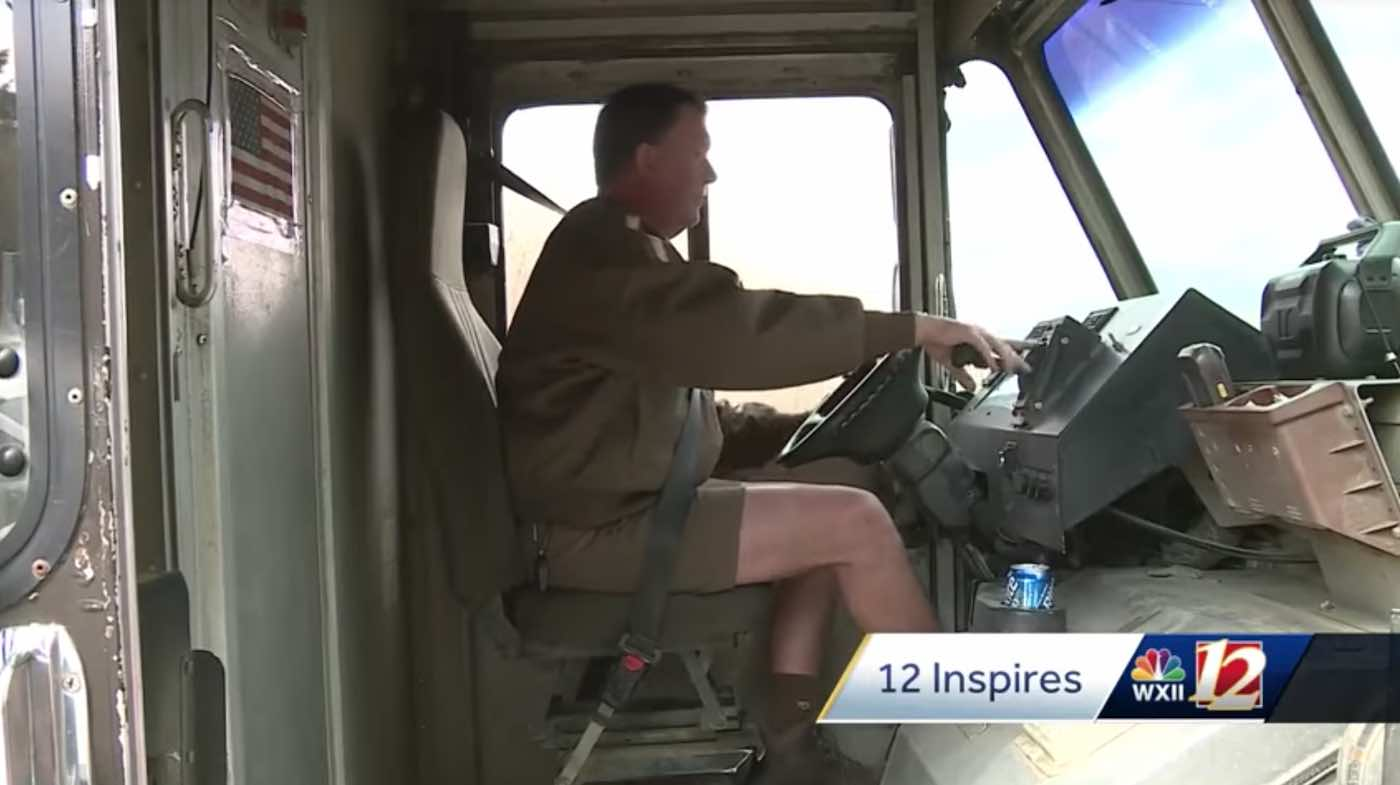 Image result for UPS Driver Hailed a Hero for Following His Gut and He Hopes Other Drivers Will Do the Same