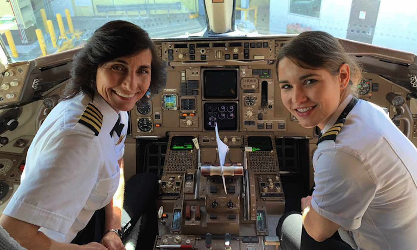 Passengers Delighted To Discover Their Co Pilots Were This