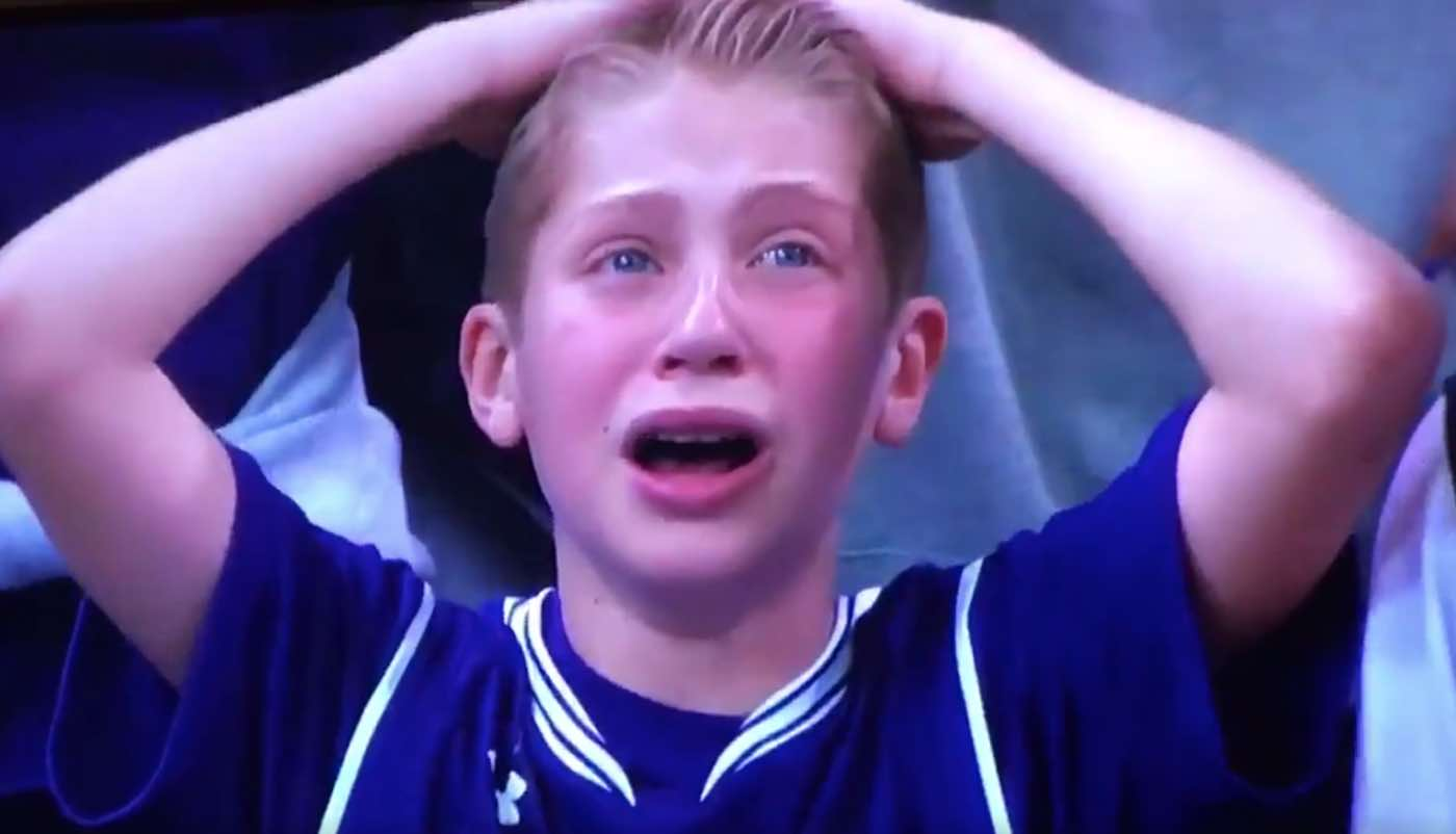 Internet-Famous 'Crying Kid' Proudly Agrees to Resuscitate His Notoriety for Charity Instead of Financial Gain