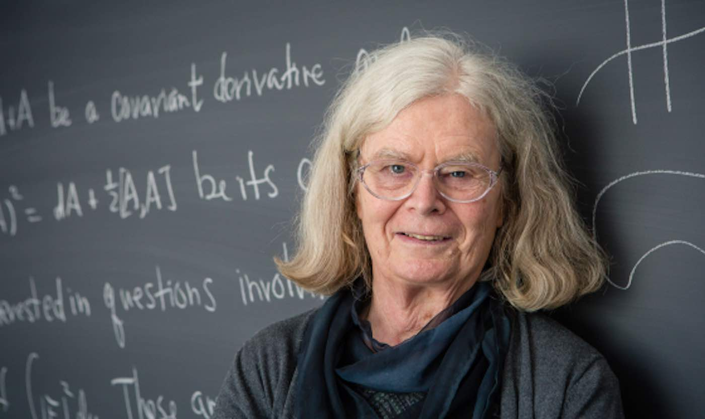 For the First Time Ever, a Woman is Awarded the Most Prestigious Mathematics Award in the World