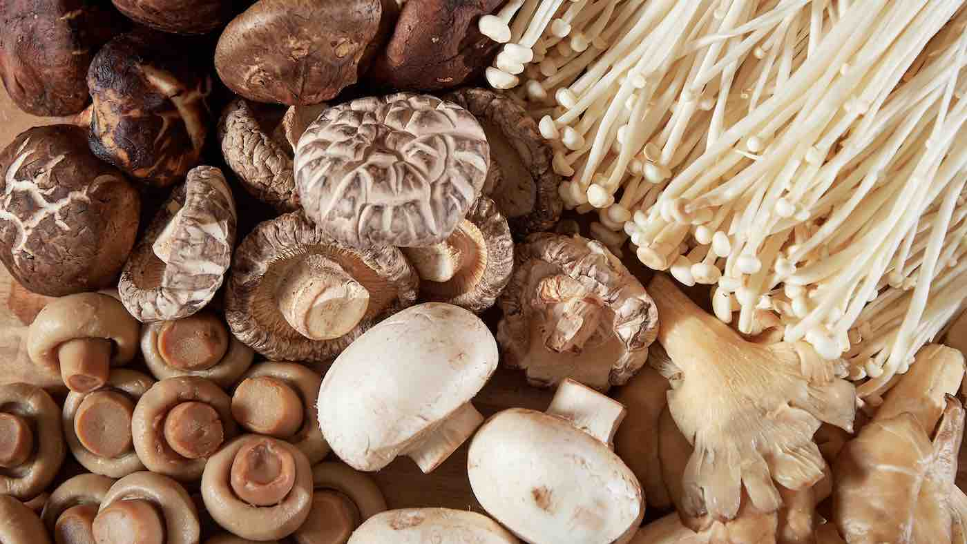 Eating Mushrooms a Few Times a Week Could Dramatically Reduce