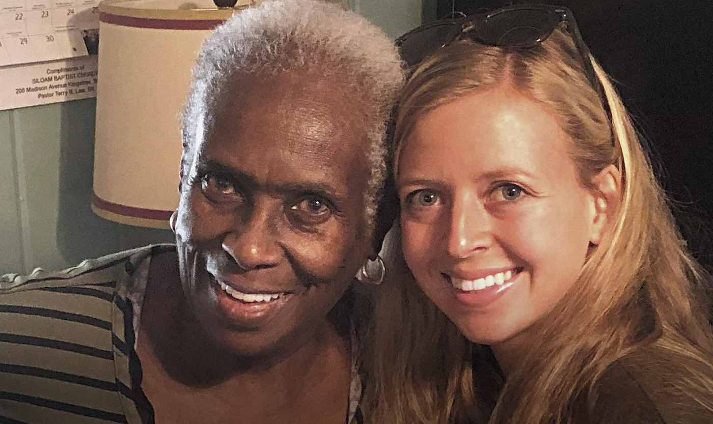 After Grandma Accidentally Dialed Wrong Number, She Sparked Unlikely Friendship When Woman Needed It Most