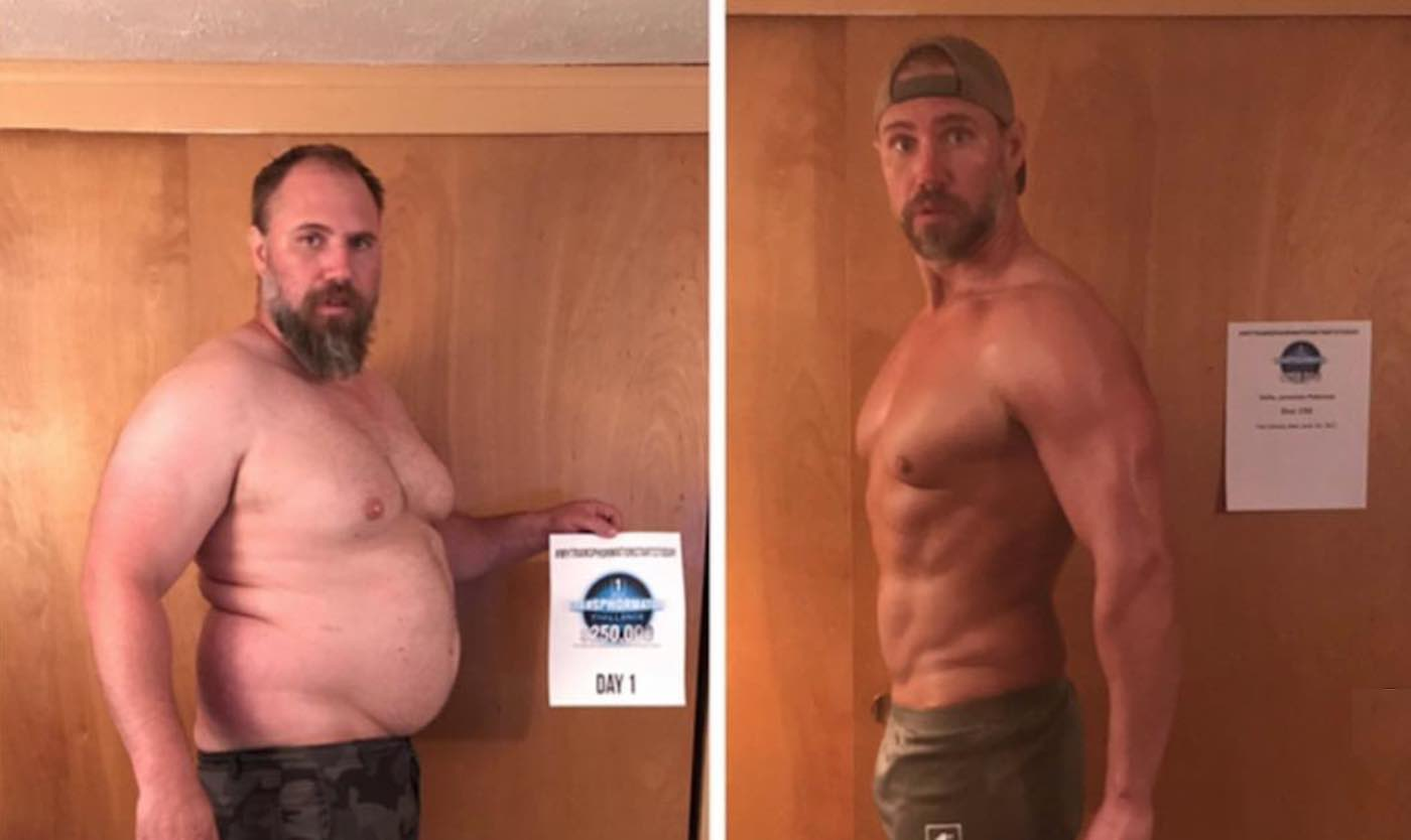 Role Model Dad Spurred to Lose 92 Pounds in 5 Months After One Hiking Trip With His Kids