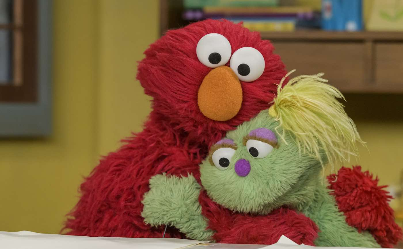 Sesame Street Debuts New Muppet Character Who Lives in a ...