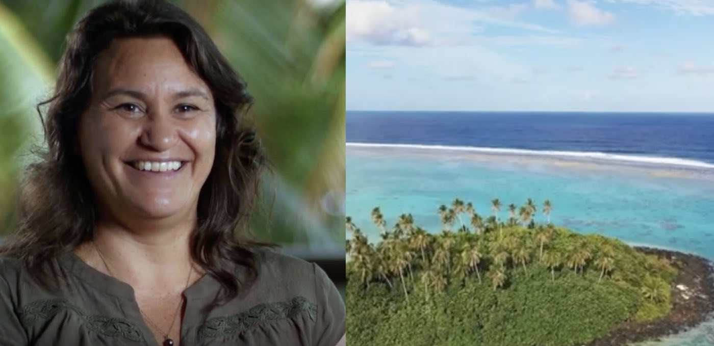 After Five-Year Campaign, Woman Successfully Rallies a Nation to Protect 763,000 Square Miles of Ocean