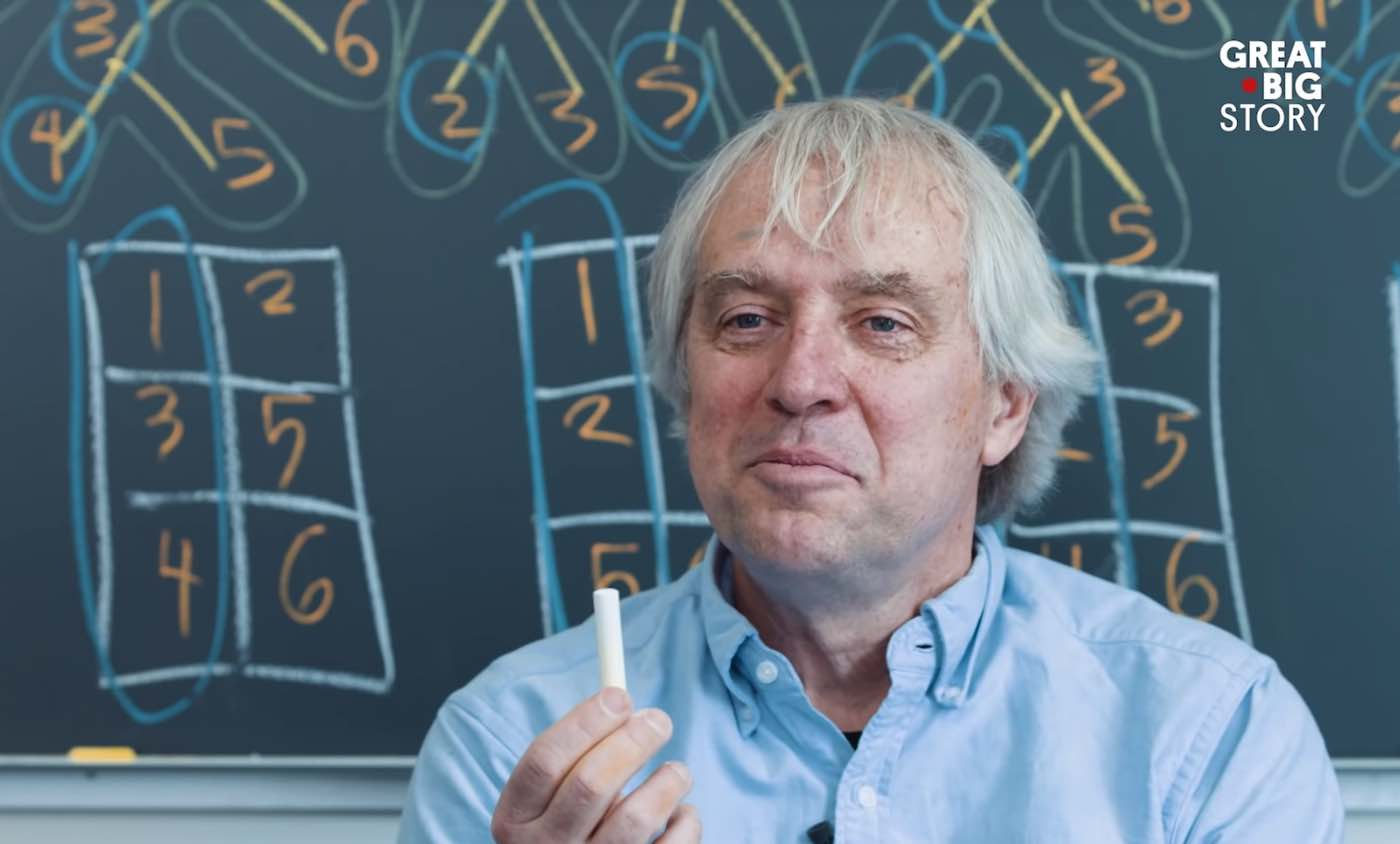 Why The Worlds Best Mathematicians Are Apparently Hoarding Chalk