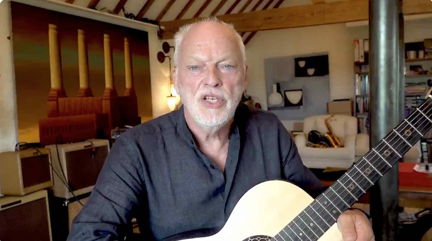 Pink Floyd's David Gilmour Auctions Off 126 Guitars and Raises $21Mil for Climate Change Battle