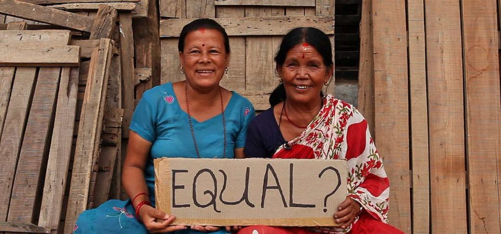 Women in Nepal - World Bank Collection, CC license