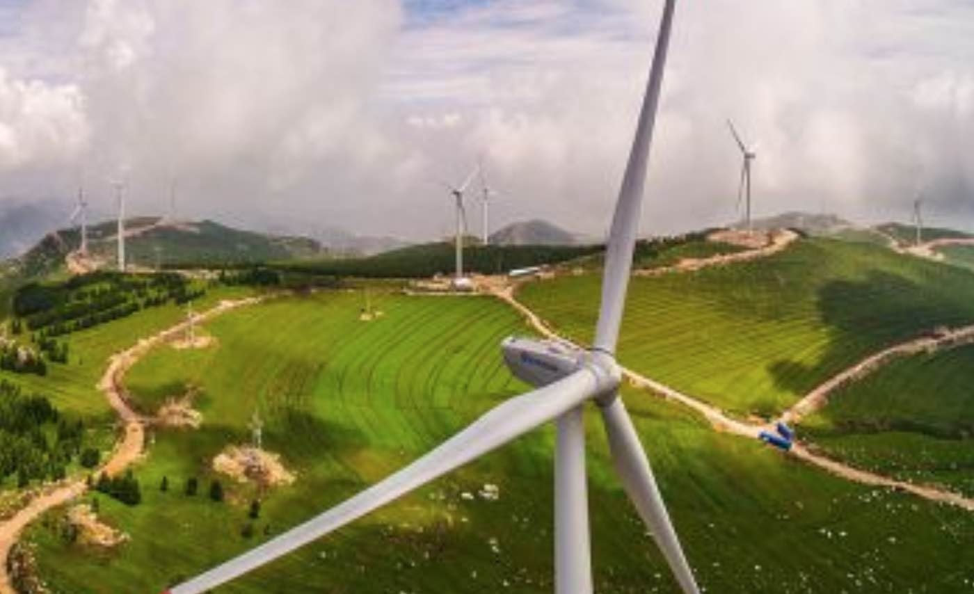 Europe Could Produce Enough Wind Farm Energy to Power the Whole World for 30 Years, New Study Shows