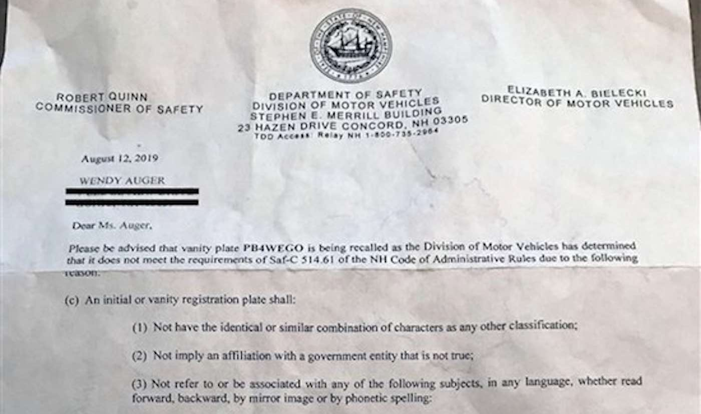 Governor Intervened So Mom Could Keep Her Hilarious License