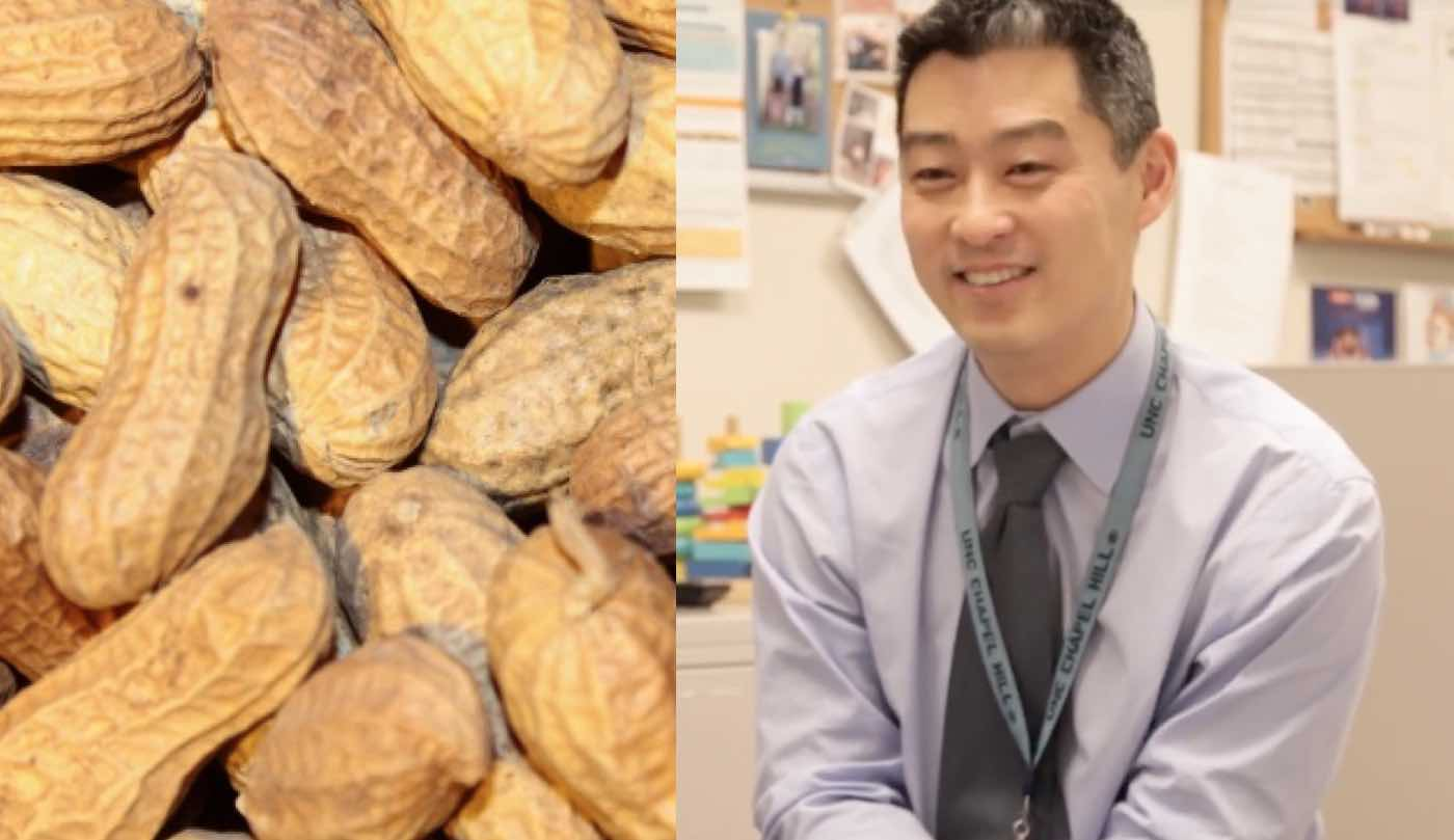 Dad Develops New Treatment for Peanut Allergies With Almost