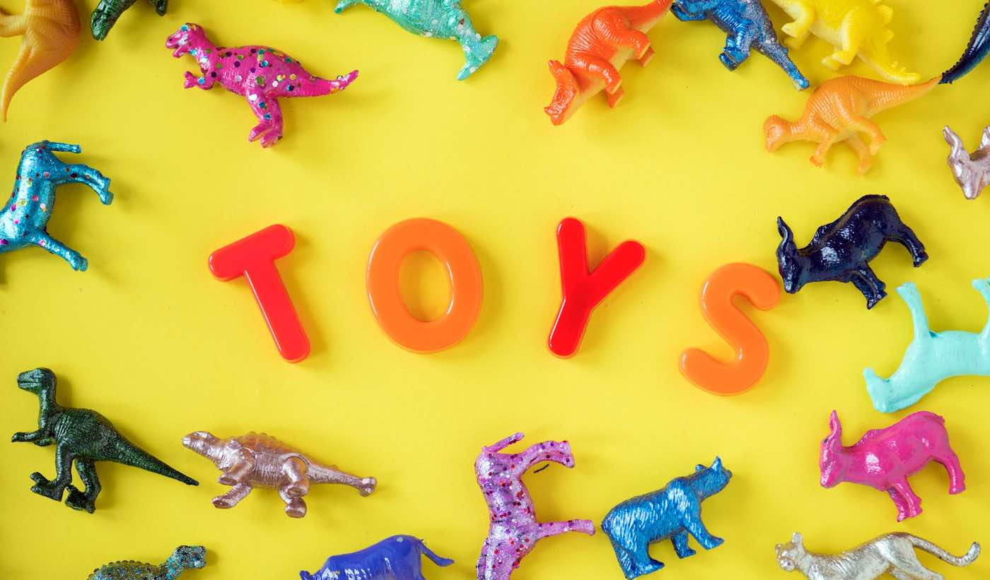 Despite Living in the Digital Age, Kids Are Still Playing With Their Parents' Favorite Childhood Toys