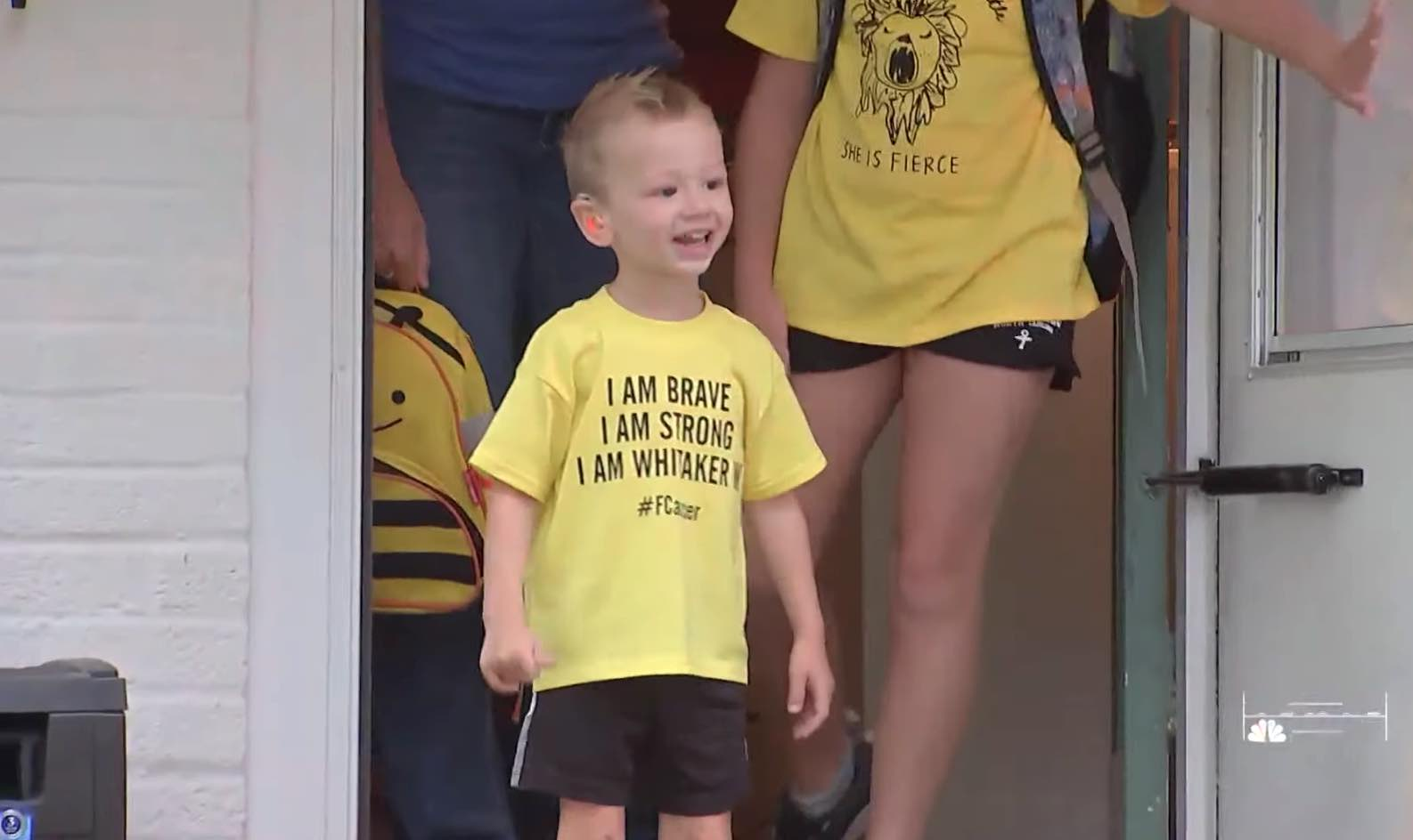 Hundreds of Strangers Rally One Morning to Grant 4-Year-old Cancer Survivor's Birthday Wish for '100 Bumblebees'