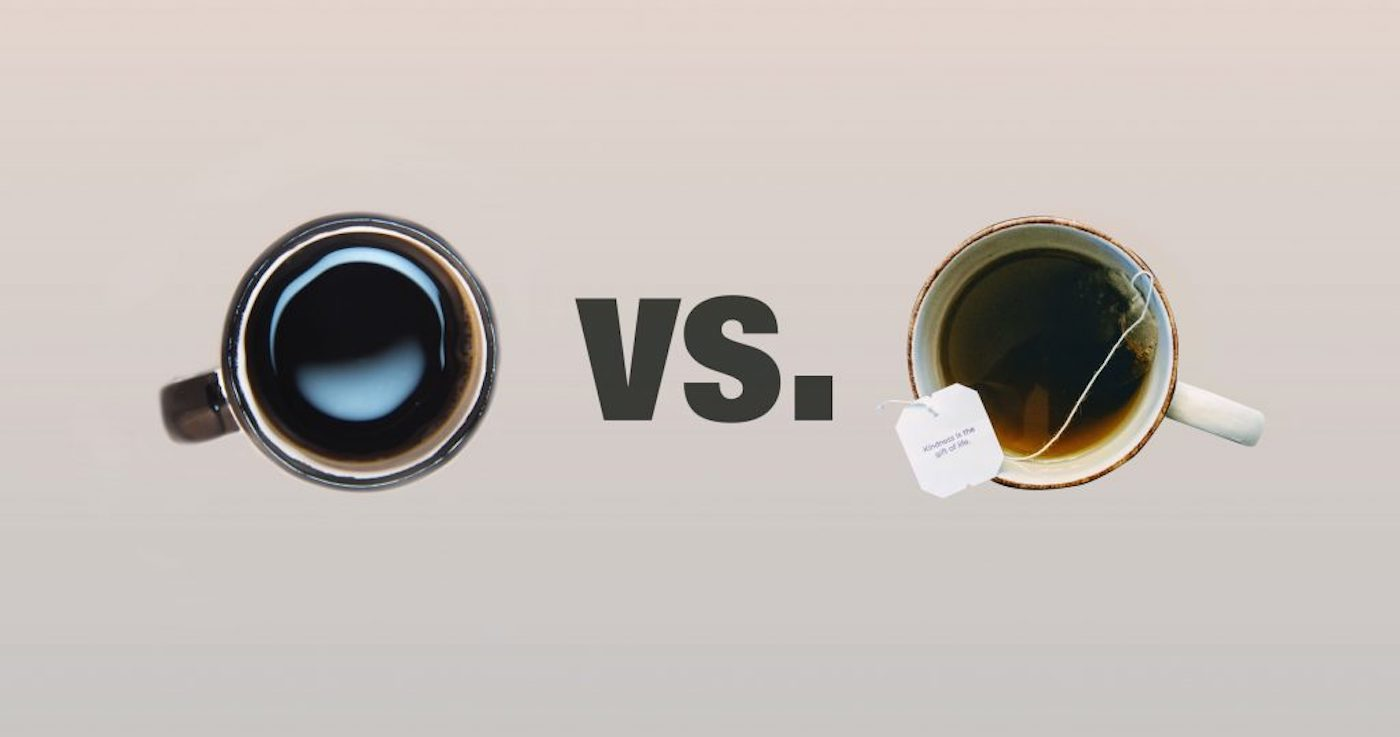 The Gest Personality Differences Between Tea And Coffee
