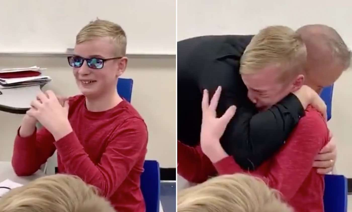Boy's Reaction to Trying On Colorblind Glasses is Helping Finance Hundreds of Pairs for Other Kids Like Him