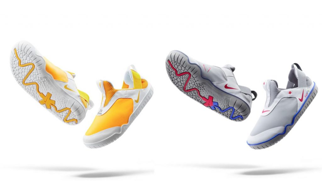 Nike Designs New Sneakers Specifically