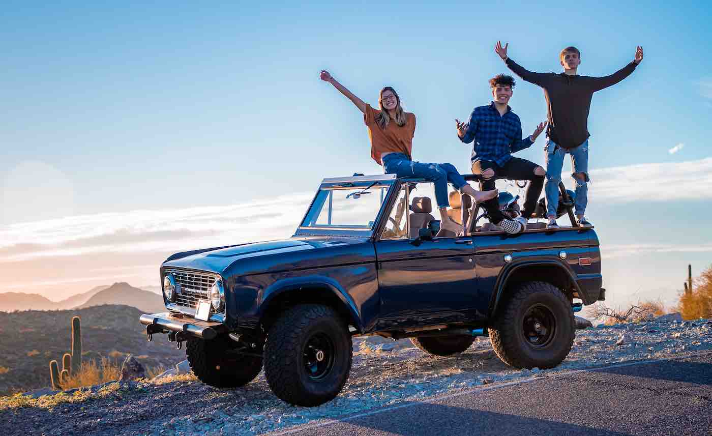 The Top 30 Destinations Americans Want to Visit on a Road Trip ...