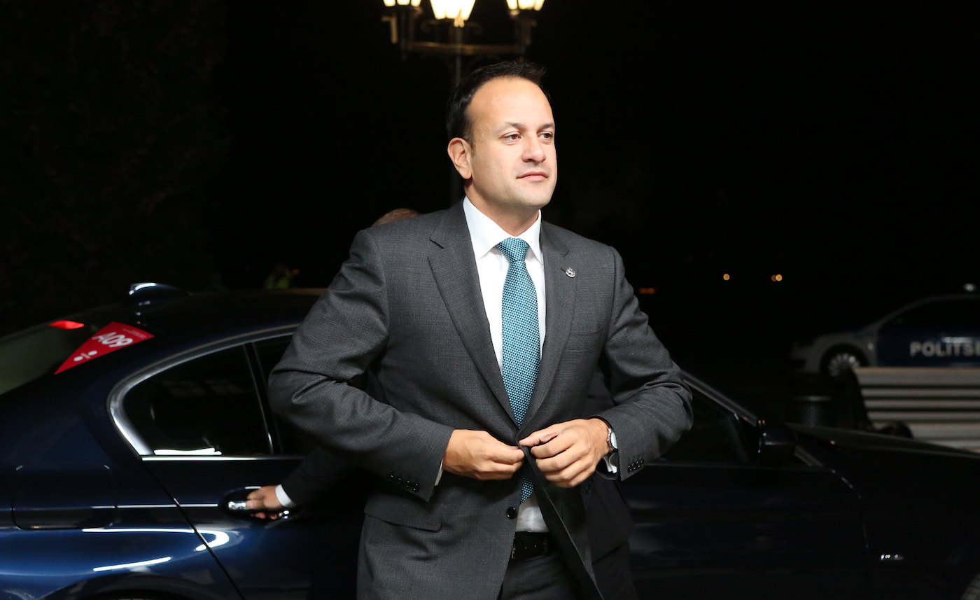 Irish PM To Work For Health Service During Coronavirus Crisis