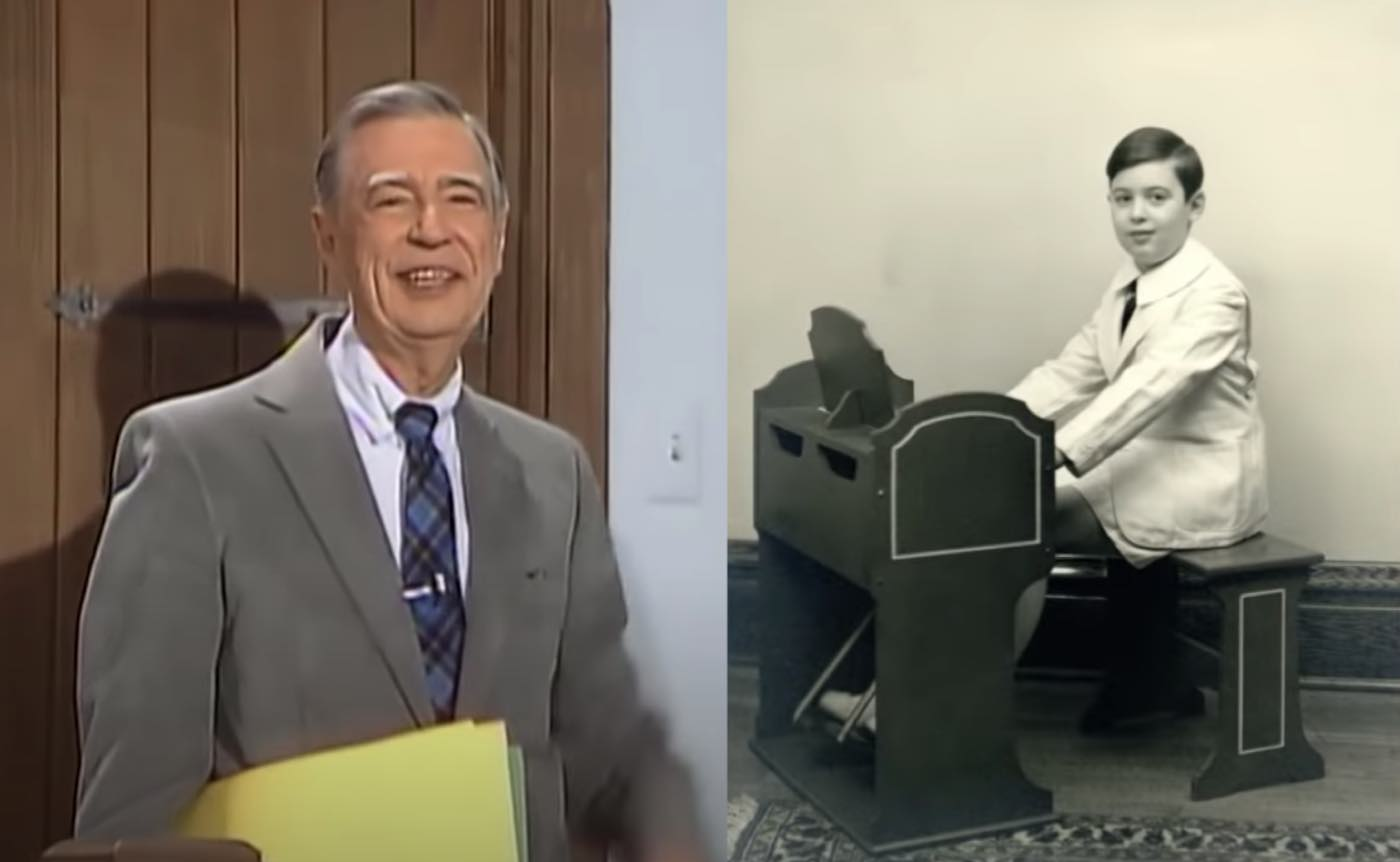 How Mister Rogers Got Through His Own Periods Of Quarantine As A Boy Who Had Breathing Problems