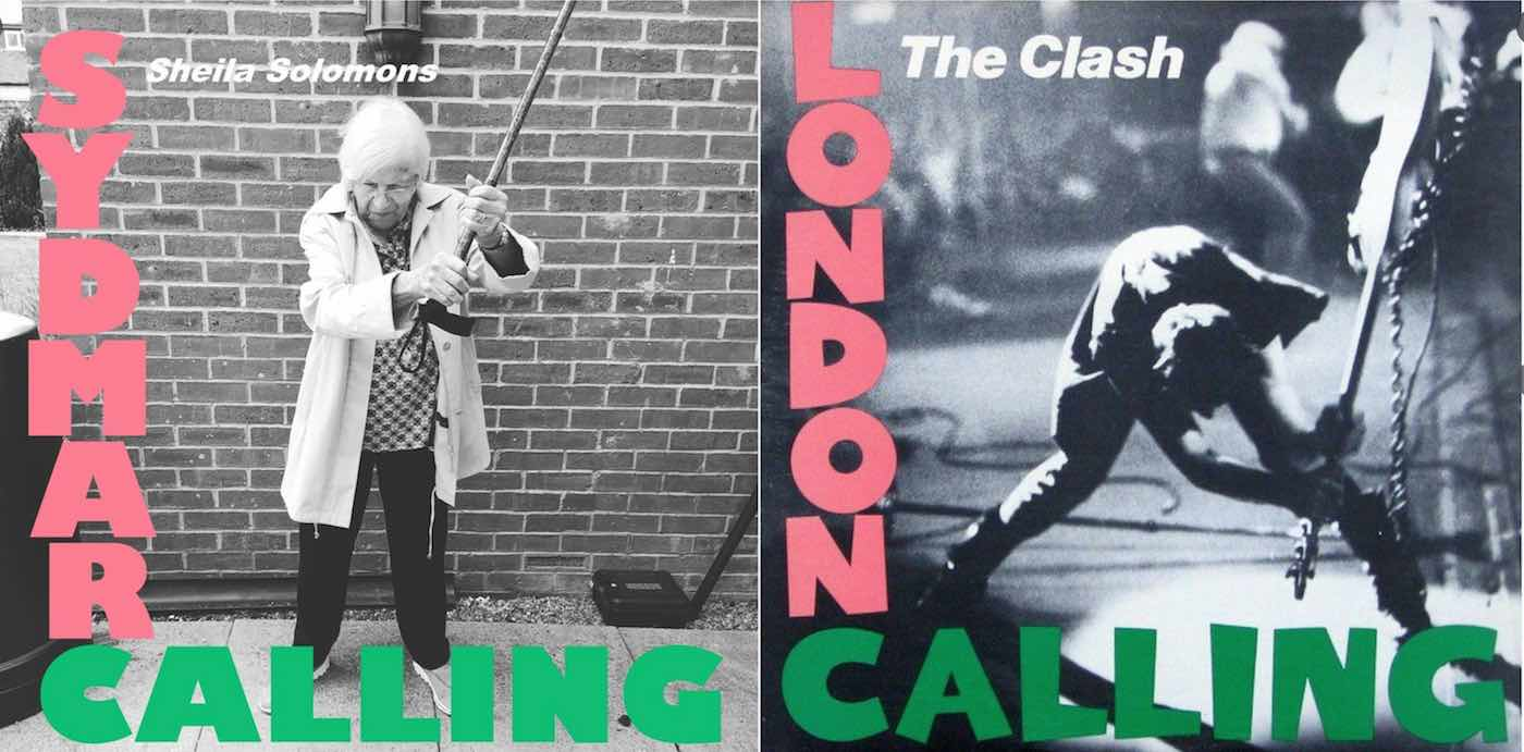 The Clash London Calling recreated by care home