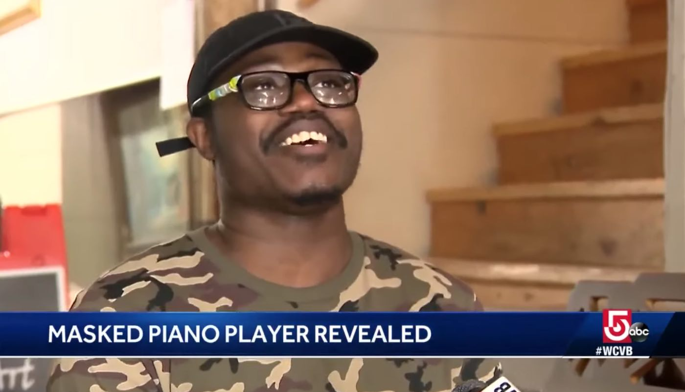 Antique Store Owner Gives Student Free $3,000 Piano After He Delighted Customers With 'Don't Stop Believin'