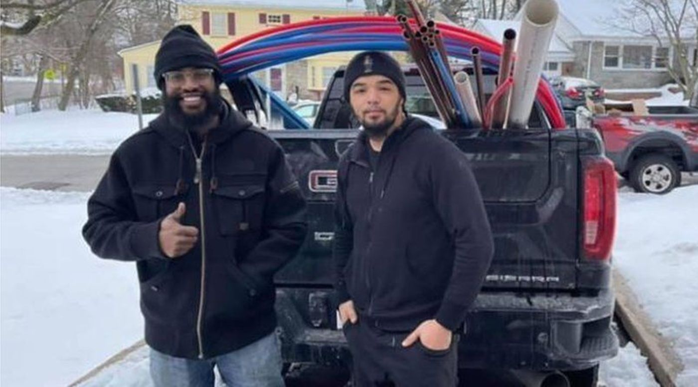 New Jersey Plumber Drives 22 Hours With Equipment to Help the Overwhelmed Texans Whose Pipes Burst