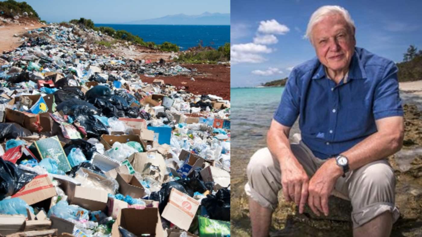 Sir David Attenborough Backs New Tech That Can Recycle All Plastics