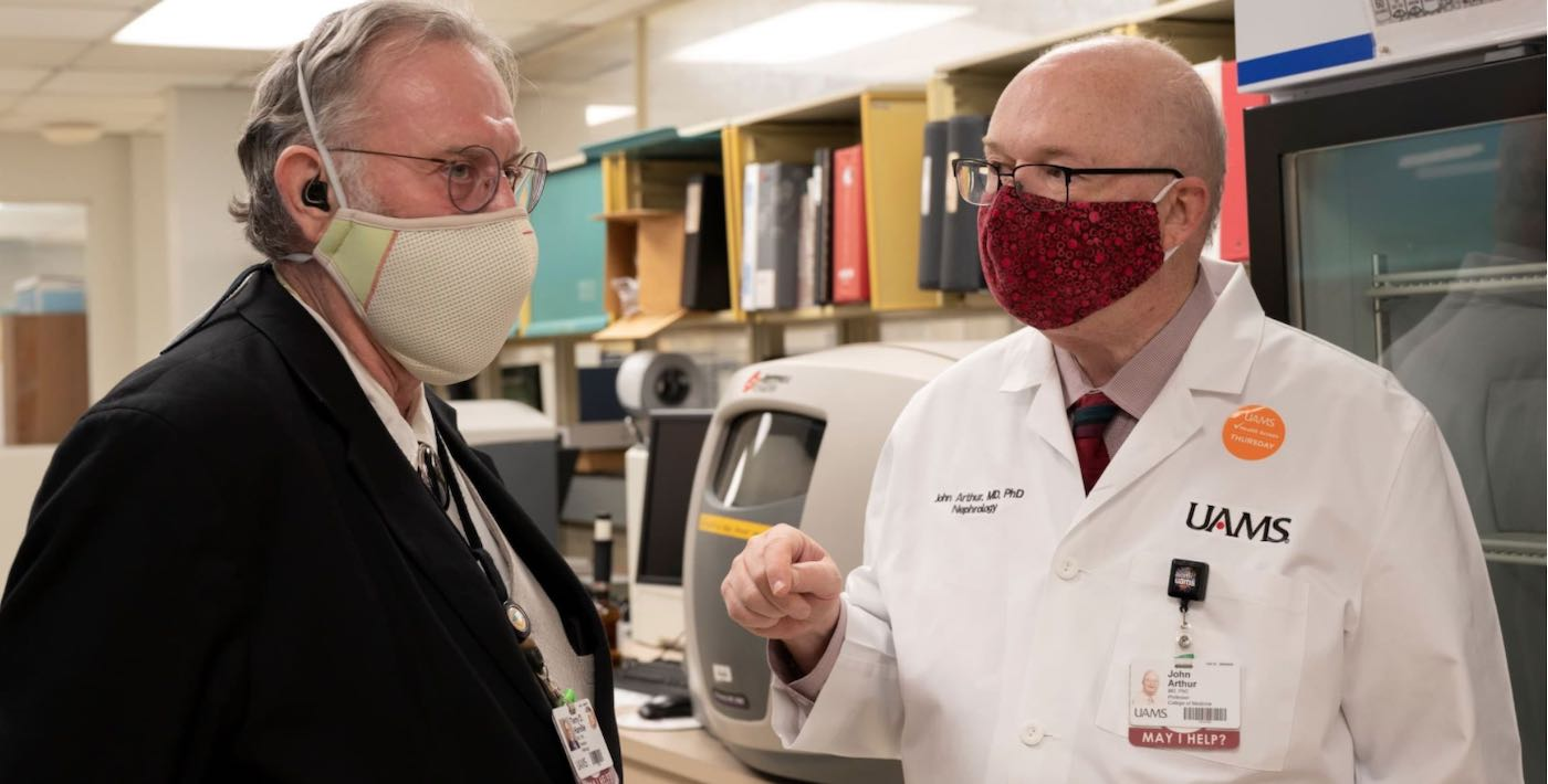 A research team at the University of Arkansas for Medical Sciences has identified a potential cause of long-lasting symptoms experienced by COVID-19 p