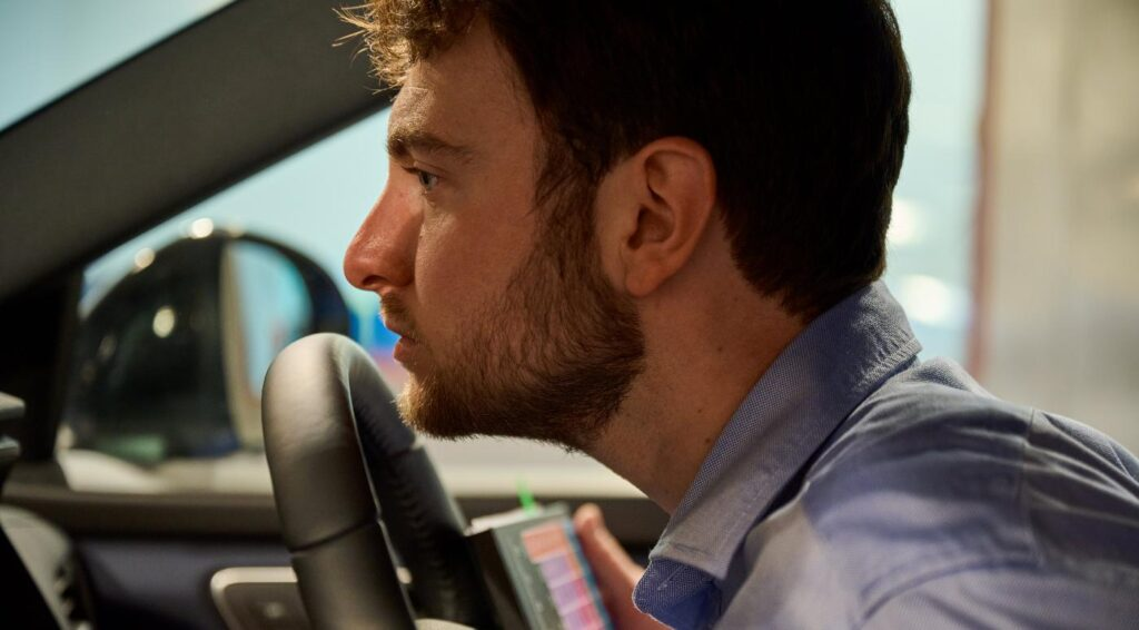 Meet the Nissan Worker With 'Enhanced Senses' Whose Job is to Ensure the Perfect 'New car Smell'